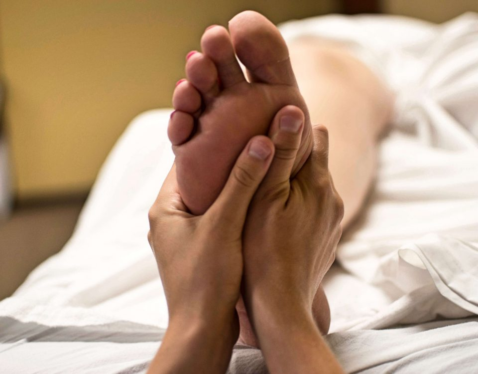 quando i piedi si addormentano